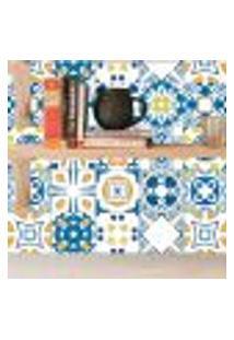 Adesivo De Azulejo Coimbra 15X15Cm