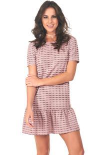 Vestido Com Manga Mandi feminino  5c21465aa0049