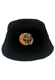 Chapeu Verse Limited Tigre Preto