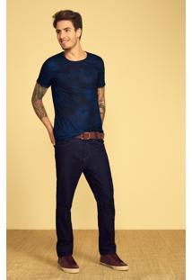 Calça Jeans Slim Fit