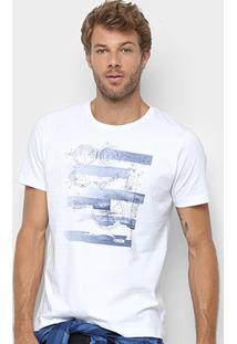 Camiseta Forum Bússola Masculina - Masculino