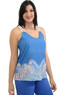 Regata Energia Fashion Catagena Azul