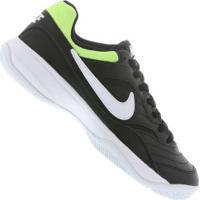 db6e447309 Tênis Nike Court Lite - Masculino - Preto Verde Cla
