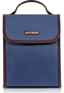 Bolsa Térmica Azul Escuro - Jacki Design