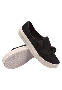 Tênis Feminino Plataforma Moda Sneaker Sapatenis Preto