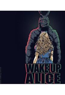 Camiseta Wake Up Alice - Masculina