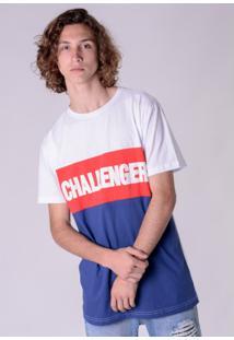 Camiseta Recortes Challenger