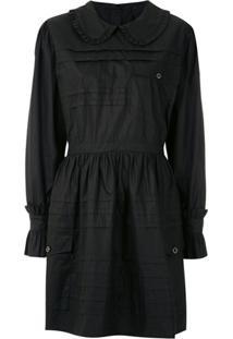 Andrea Bogosian Vestido Ricarda Couture - Preto