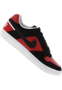 Tênis Nike Sb Delta Force Vulc - Masculino - Vermelho/Preto