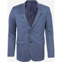 eadd12fdd Blazer Dudalina Forro Completo Masculino (Azul Escuro 2, 52)