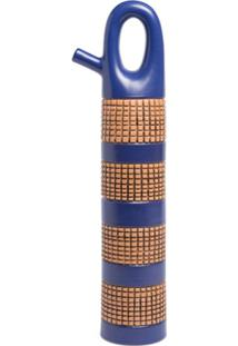 Bitossi Ceramiche Vaso Versatoio - Azul