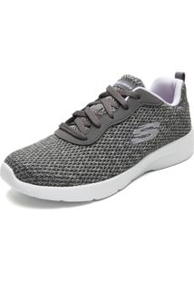 Tênis Skechers Performance Dynamight 2.0-Quick Co Cinza