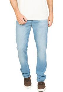 Calça Jeans Delave Clara Slim