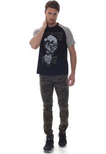 Camiseta Everlast Preta
