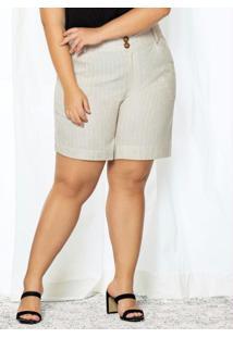 Shorts Bege