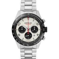 ad634e96a63 Relógio Montblanc Masculino Aço - 118490
