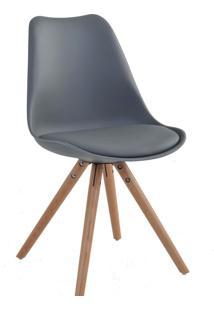 Cadeira Luisa-Rivatti - Cinza