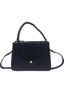 Bolsa Pequena Casual Importada Sys Fashion Preto