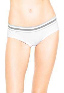 Calcinha Trifil Boneca Conforto Branca