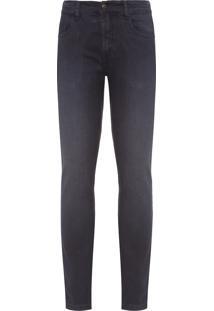 Calça Masculina Jeans 5562 Valiza - Preto