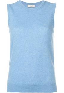 Pringle Of Scotland Blusa De Tricô - Azul