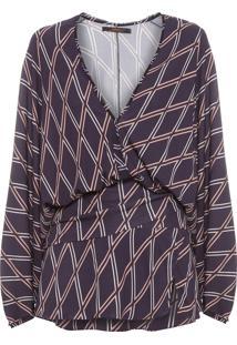 Vestido Listra Owela - Preto