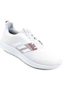 db674d087e5 Netshoes. Calçado Tênis Feminino Running Moderno Adidas Element Amor - V
