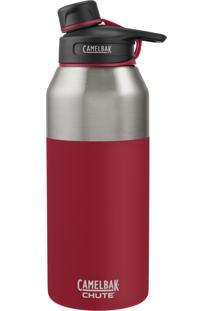Garrafa Térmica Camelbak 1,2L Chute Vacuum Insulated Stainless Vermelho