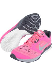 Tênis Nike Wmns Tri Fusion Run Msl Rosa
