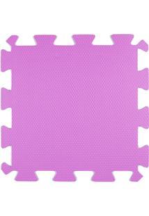 Tapete Tatame Loja Da Maria Eva 50X50X1Cm 10Mm Rosa Pink