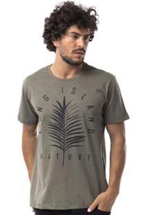 Camiseta Long Island Jamaica Masculina - Masculino