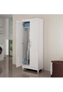 Armário Multiuso 2 Portas Lavanda 100 Mdp Branco - Notavel