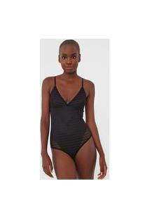 Body Colcci Underwear Allegro Preto