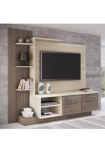 Estante Para Tv Es110 Bali/Bancoc - Decibal Móveis