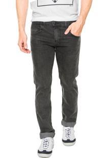 Calça Jeans Fiveblu Slim Preta