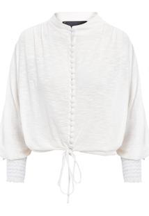 Blusa Feminina Paraiso - Off White