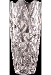 Vaso Decorativo De Cristal Gordes