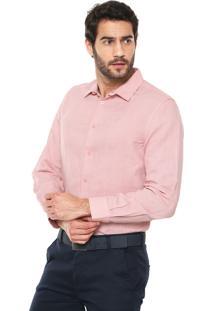 Camisa Forum Smart Rosa