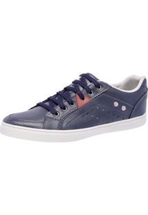Sapatênis Shoes Shoes Sintético Importado Azul