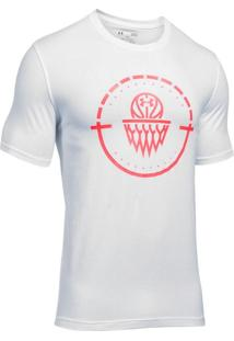 Camiseta Casual Under Armour Center Court Ss