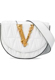 Versace Pochete Virtus - Branco