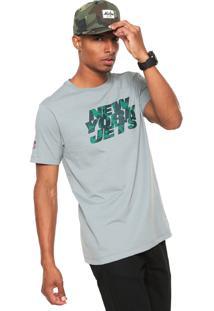 Camiseta New Era New York Jets Verde