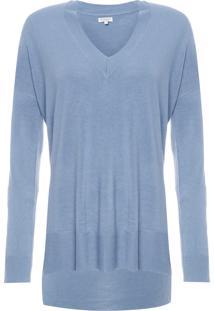 Blusa Feminina Bianca Iv - Azul