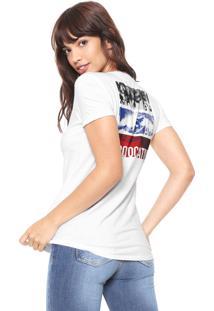 e0d648743 Camiseta Calvin Klein Estampada feminina | Gostei e agora?