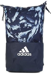 Mochila Adidas Zne Bp Core Gr - Unissex-Marinho
