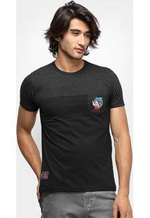 Camiseta Ecko Pica Pau Estampa Especial - Masculino