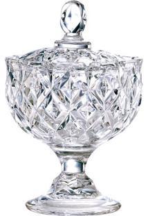 Bomboniere Com Pé- Cristal- 20Xø24Cmdynasty