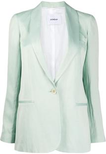 Dondup Relaxed Fit Blazer - Verde