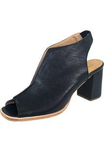 Sandália S2 Shoes Morena Preto