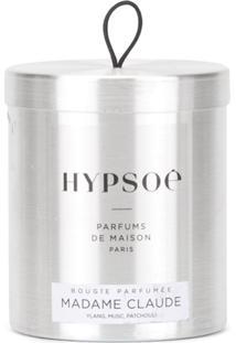 Hypsoe Refil Vela Madame Claud - Prateado